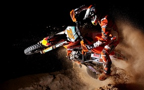 Картинка 2011, 1920x1200, red bull, motocross, ktm, x-fighters, x-games 1920x1200 hd wallpapers