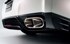 Картинка белый, черный, Nissan, GT-R
