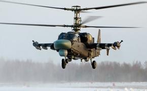 Картинка вертолёт, Ка-52, Аллигатор, Hokum B
