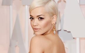 Картинка блондинка, певица, Rita Ora, Рита Ора