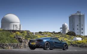Картинка авто, обои, McLaren, суперкар, макларен, 570GT