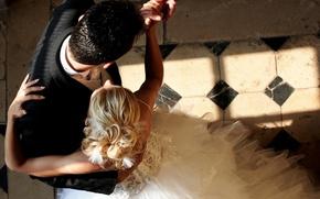 Картинка танец, пара, свадьба