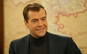 Картинка улыбка, президент, Дмитрий Анатольевич Медведев