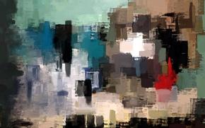 Картинка абстракция, стиль, фон, картина