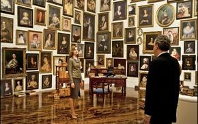 Картинка девушка, картина, мужчина, италия, Лучшее предложение