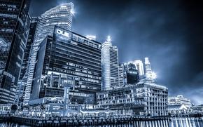 Картинка здания, Сингапур, отель, Singapore, The Fullerton Bay Hotel, Раффлз-плейс, Raffles Place