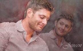 Обои actor, Jensen Ackles, supernatural, сверхъестественное, актер