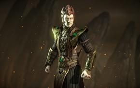 Картинка Mortal Kombat X, Смертельная битва 10, Шиннок, Shinnok