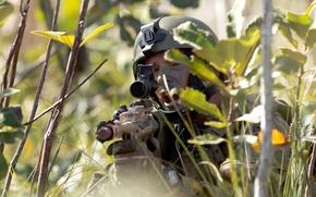 Картинка оружие, армия, солдат, Australian Army