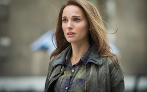 Обои Натали Портман, Тор 2, Thor The Dark World, Natalie Portman