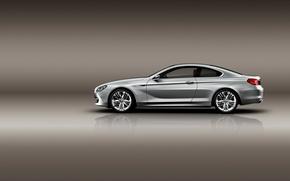 Картинка Coupe, BMW, бмв, купе, 6-Series, концепт, Concept, F13