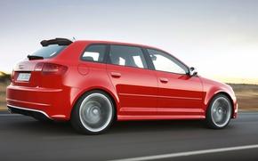 Картинка Audi, хэтчбек, RS3