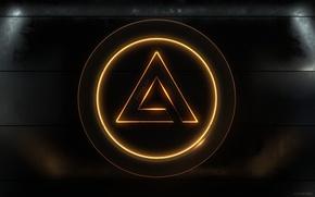 Картинка Music, Logo, Hi-Tech, Minimalism, AIPM