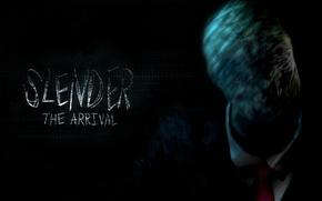 Картинка Фантастика, Horror, Slenderman, Slender, slender the arrival