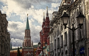 Картинка Moscow, кремль, Москва