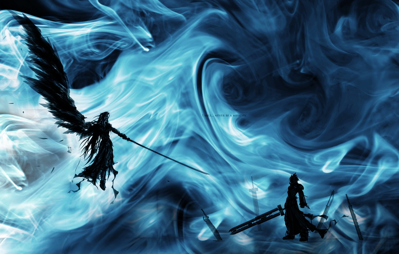 Фото обои fantasy, sefiroth, final, swordgames