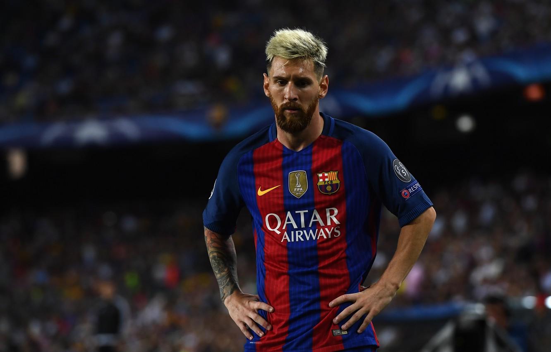 Фото обои футбол, звезда, легенда, футболист, football, Барселона, игрок, Barcelona, Messi, Месси
