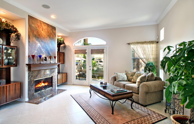 Фото обои дизайн, диван, камин, особняк, Design, гостиная, Interior, Living