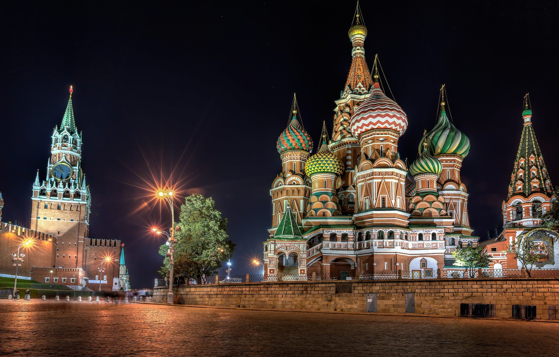 Обои moscow, храм василия блаженного, красная площадь. Города foto 11