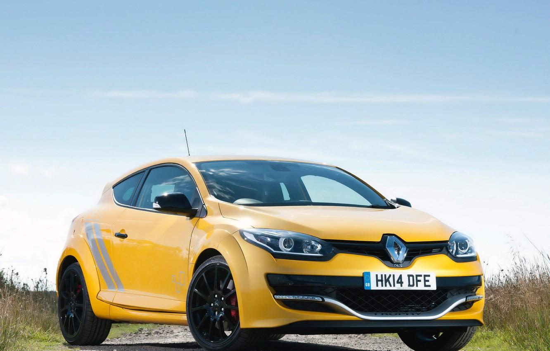 Фото обои Renault, Megane, 275, '2014, Trophy-R, R.S.