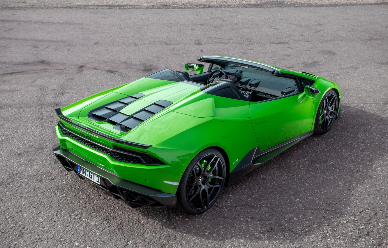 Обои spyder, Lamborghini, torado, novitec. Автомобили foto 12