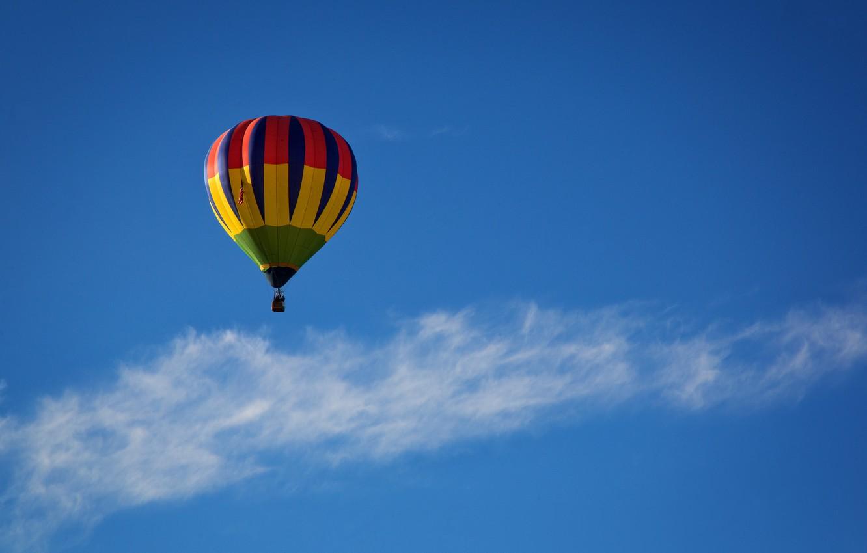 Обои воздушные шары, Облака, аэростаты, Монгольфьеры. Авиация foto 13
