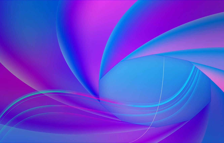 Обои свет, спираль, Цвет. Абстракции foto 7