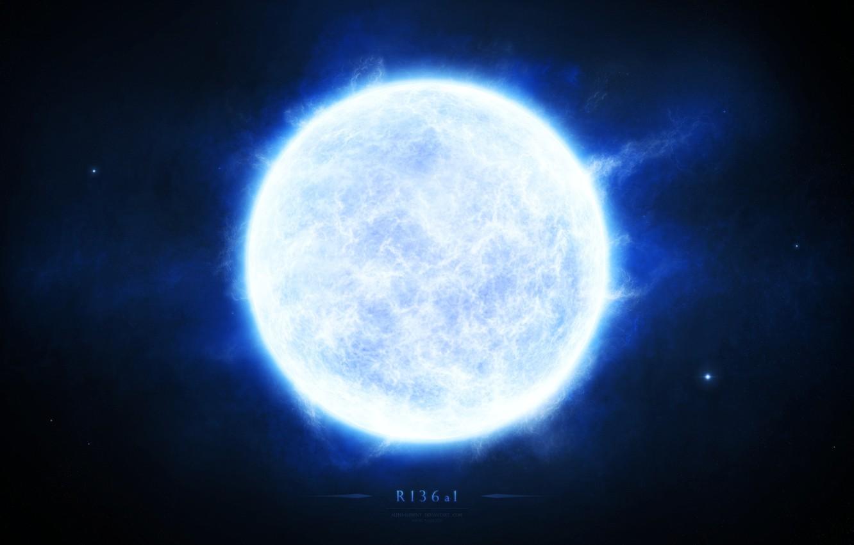 Фото обои энергия, космос, звезда, белый карлик