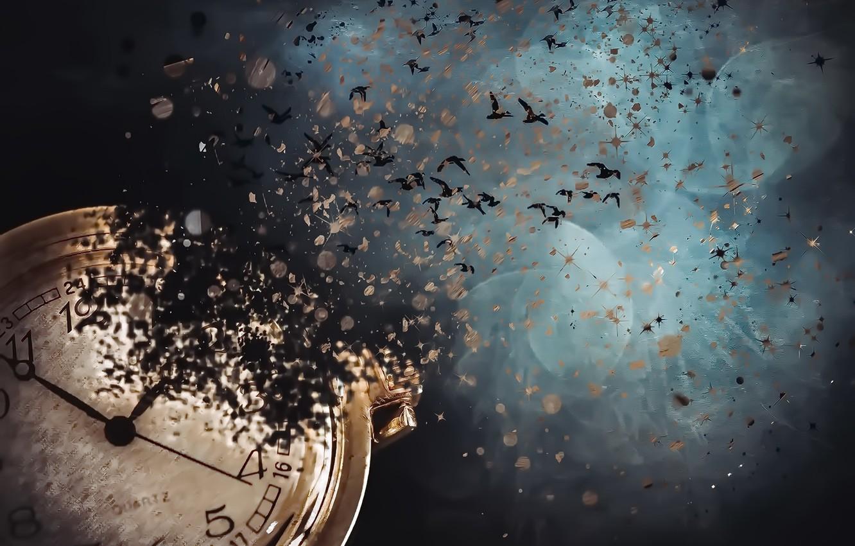 Обои время, фон, часы картинки на рабочий стол, раздел абстракции - скачать