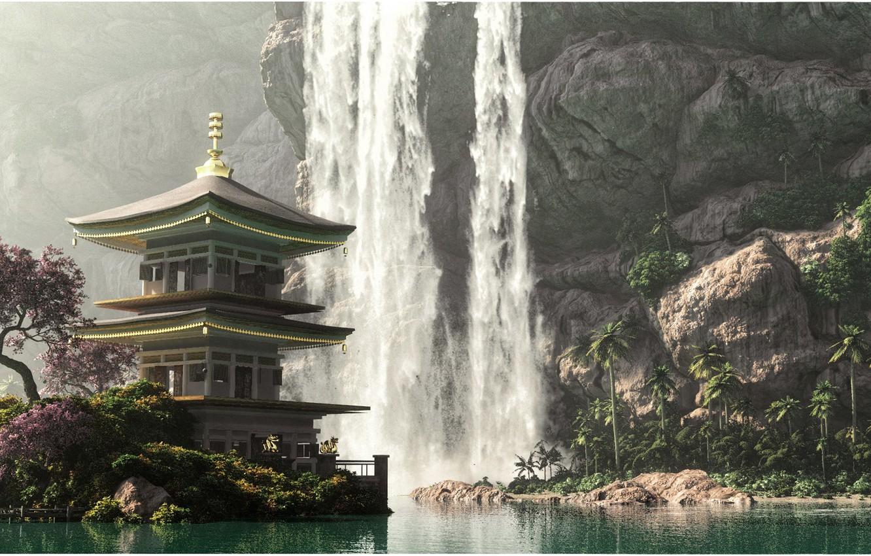 марченко фото в китайском стиле природа получаются очень нежными