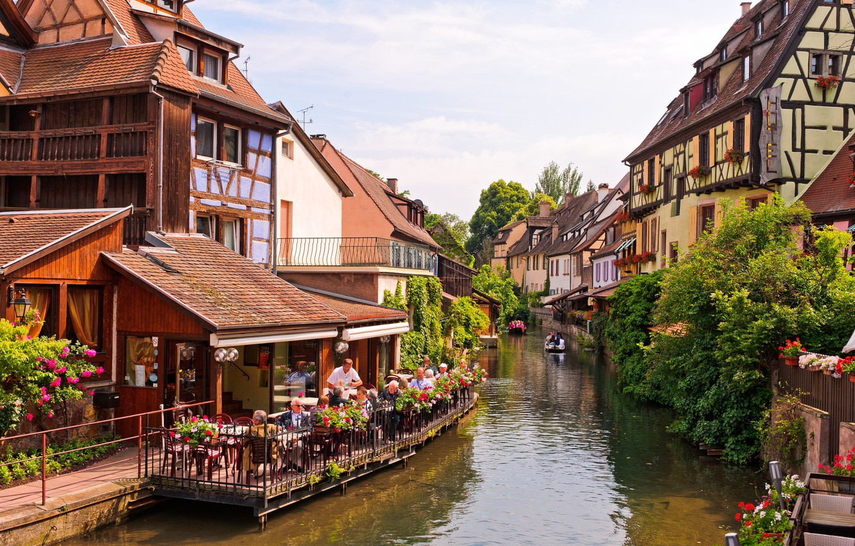 Обои Alsace, эльзас, колмар, Colmar, france. Города foto 10