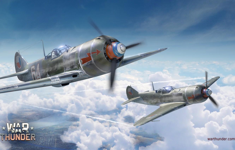 Обои ла-7, советский, одномоторный, одноместный, лавочкин. Авиация foto 7