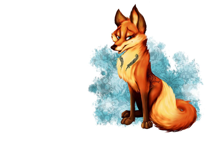 Обои Fox. Лисы foto 11