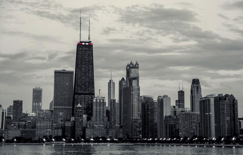 Обои америка, чикаго, высотки, небоскребы, chicago, сша, здания. Города foto 6