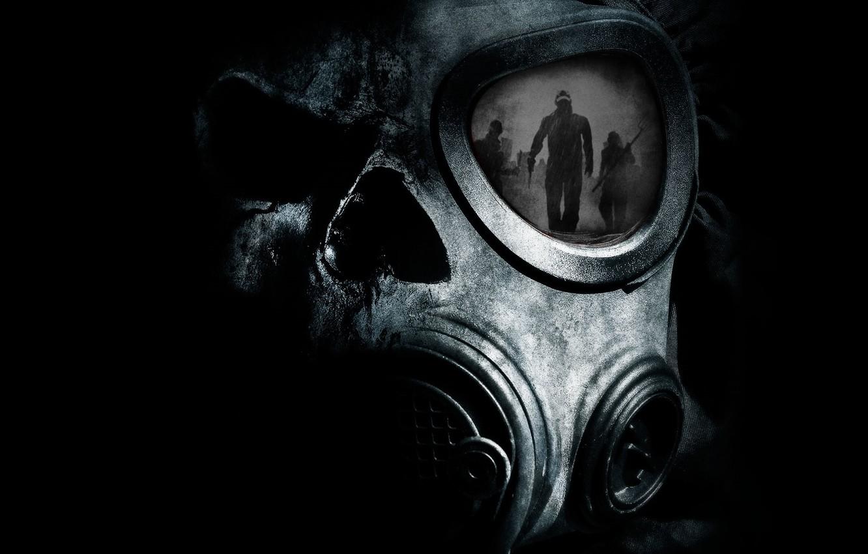 Обои маска, страх. Разное foto 11