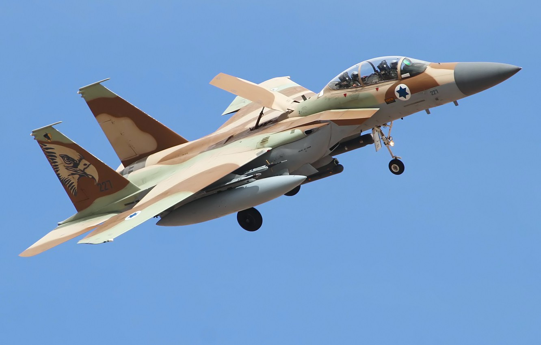 Обои nevada, fighter jet, israeli defense force, las vegas, nellis air force base. Авиация foto 6