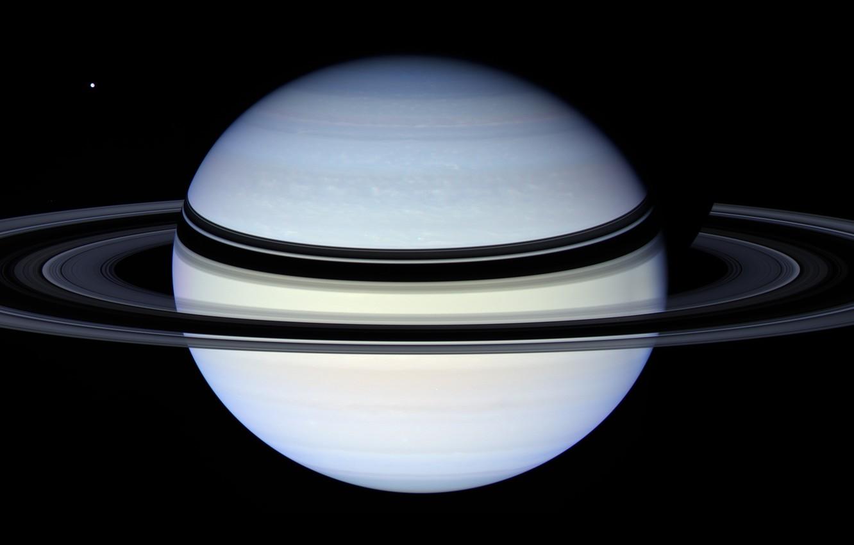 Фото обои планета, Сатурн, пояс, Saturn