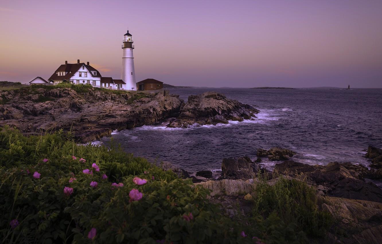 маяк на берегу моря фото только