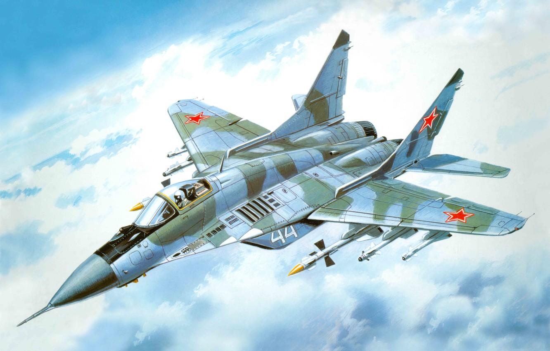 Обои советский многоцелевой истребитель. Авиация foto 9