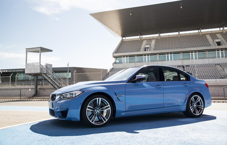 Фото обои бмв, BMW, Sedan, 2015, F80