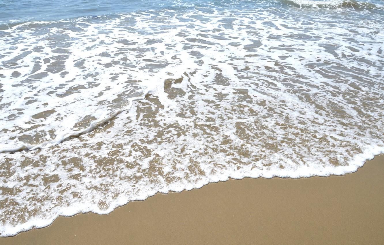 Фото обои вода, океан, волна, Калифорния, USA, США, Америка, Лос-Анджелес, тихий океан, Санта Моника
