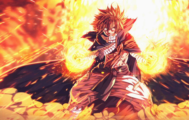 Фото обои Slayer, Dragon, Fire, Hero, Anime, Fairy Tail, Natsu, Manga, Fairy, Hiro, Tail, Mashima, Dragneel