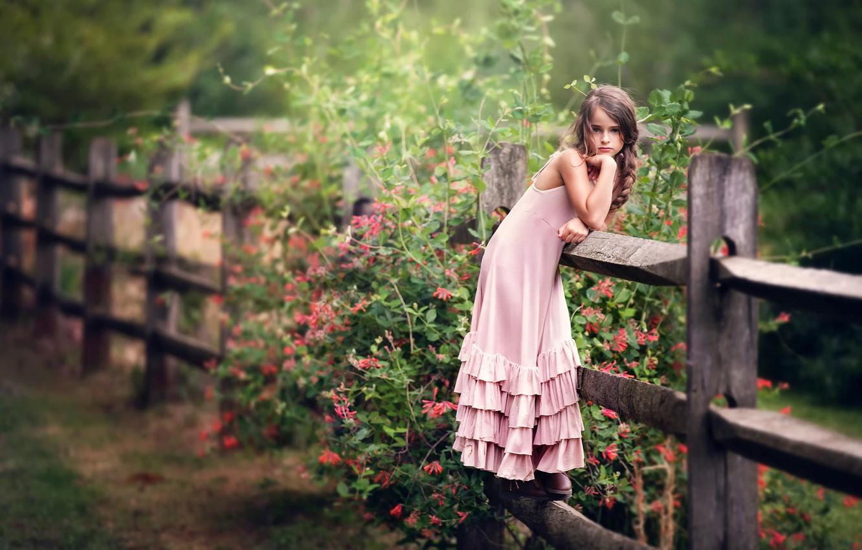 Обои платье, Девочка. Разное foto 12