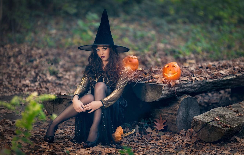 Картинки и фото красивая ведьма