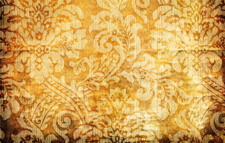 Фото обои цветы, оранжевый, желтый, фон, узоры, текстура, лепестки, золотой, gold, design, yellow, patterns, flowers, orange