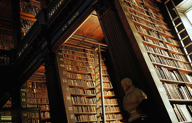 Обои колледж, библиотека, Тринити. Разное foto 8