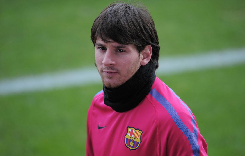 Фото обои футбол, football, Barcelona, Messi, Lionel