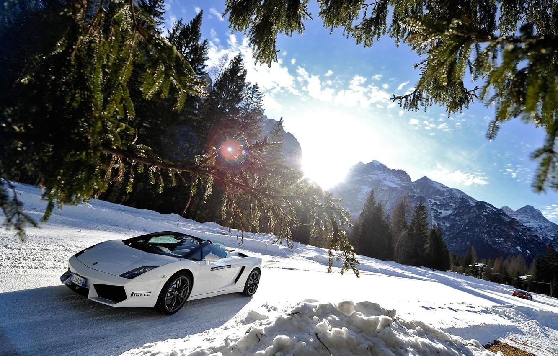 красивые картинки с автомобилями зимой таком случае