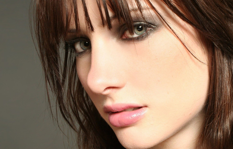 Фото обои eyes, beautiful, face, redhead, look, susan coffey, sensitive