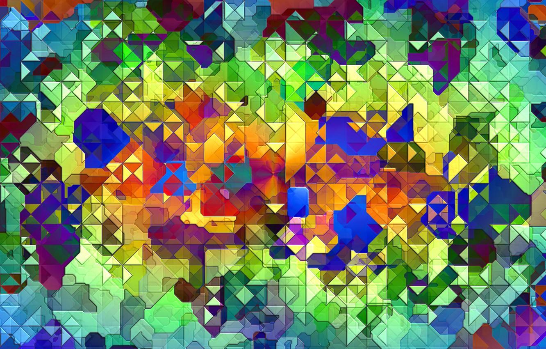 Обои картина, Цвет. Абстракции foto 8